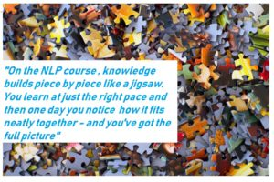 NLP and the jigsaw