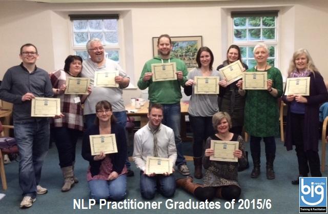 NLP Practitioner Level 5, Devon and NLP Diploma - Big ...