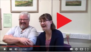 Robbie and Julia give reviews on NLP Course Devon