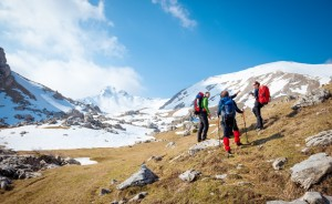 Resilience to climb mountains